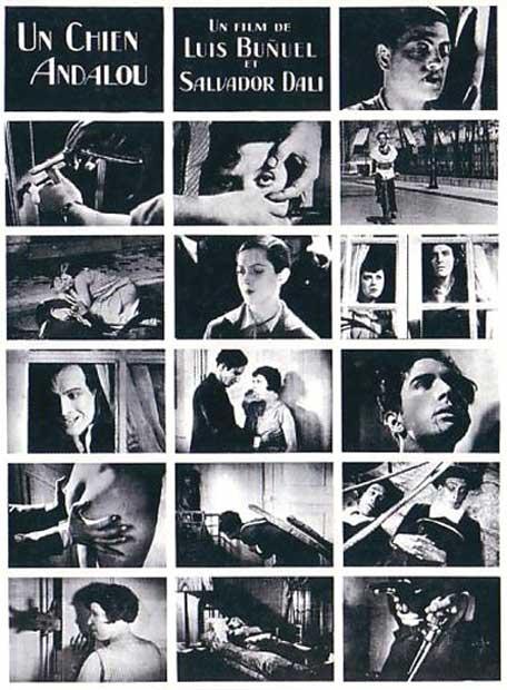 Un perro andaluz (Luís Buñuel, 1929) (1/3)