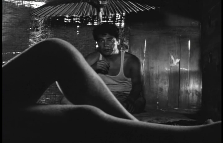 Una mujer en la arena (Suna no onna), de Hiroshi Teshigahara (1964) (5/6)