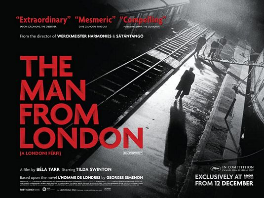 CARTEL MAN FORM LONDON
