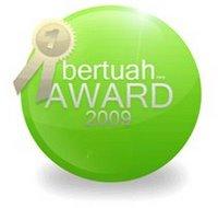Bertuah Award 2009