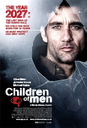 children of men poster UK